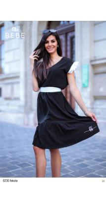 8230 Zoé ruha fekete