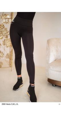 2806 Bella nadrág fekete