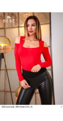 8325 Médea body piros