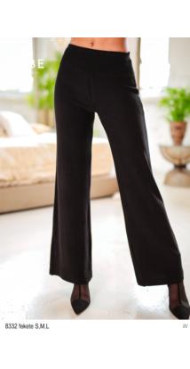 8334 Zara nadrág fekete