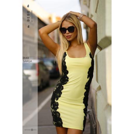 ruha 3583 sárga