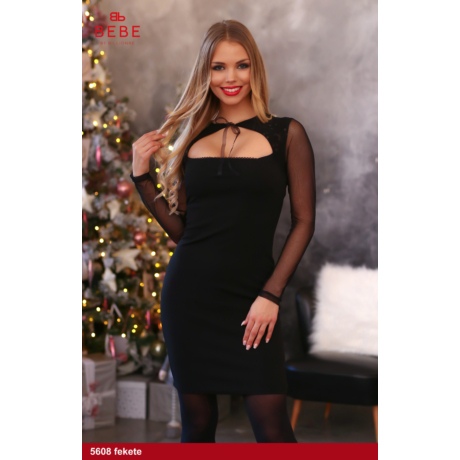 a ruha 5608 fekete