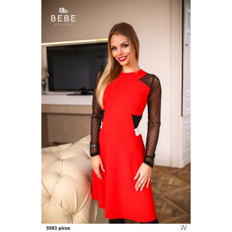 a ruha 5593 piros