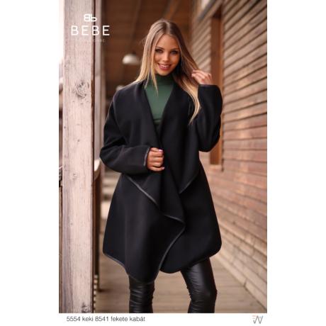 kabát 8541 fekete