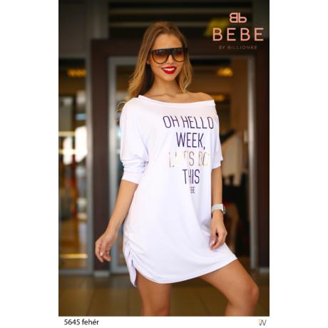 ruha 5645 fehér