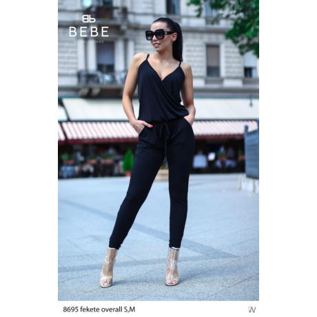overall 8695 fekete