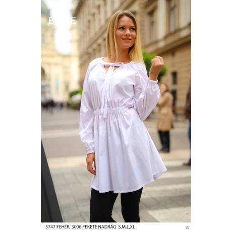 Manna ruha fehér