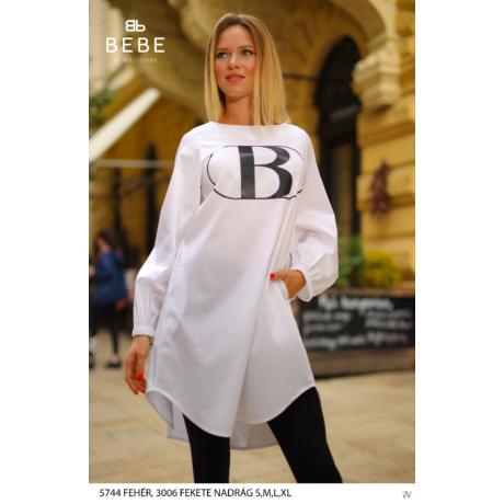 Extra ruha fehér