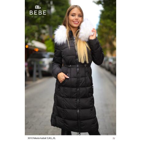 kabát 3010 fekete