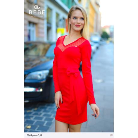ruha 8744 piros