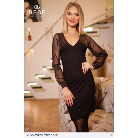 ruha 7055 csíkos-fekete