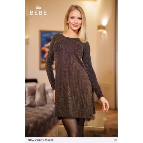 ruha 7062 csíkos-fekete
