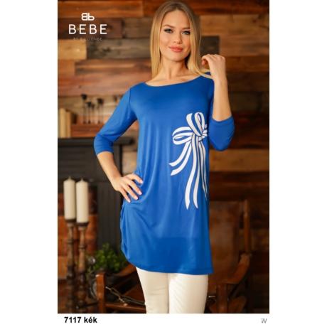 7117 Mása tunika kék