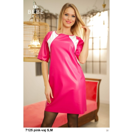 Bora ruha 7125 pink-vaj