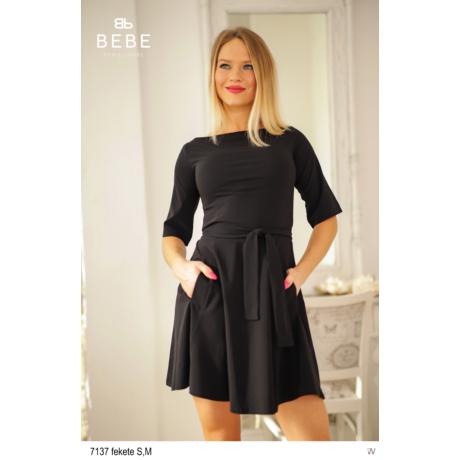 7137 Malina ruha fekete