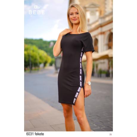 6031 Tina ruha fekete