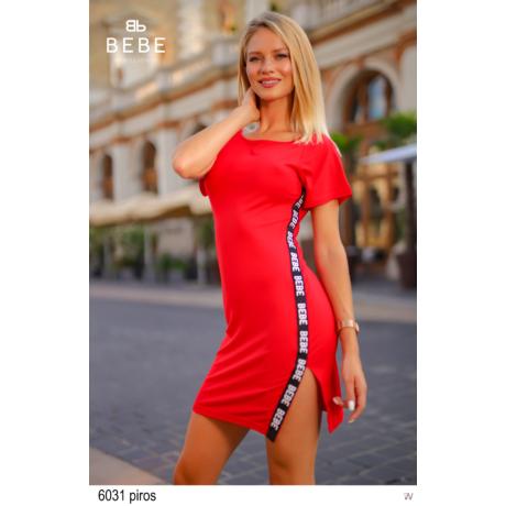 6031 Tina ruha piros