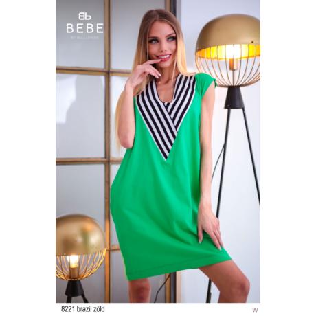 8221 Inez ruha brazil zöld