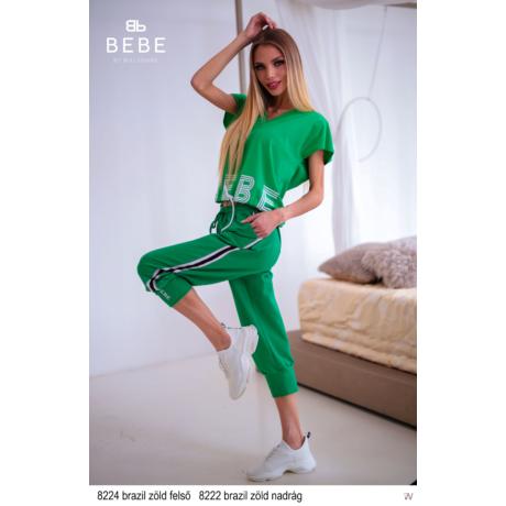 8222 Bella nadrág brazil zöld