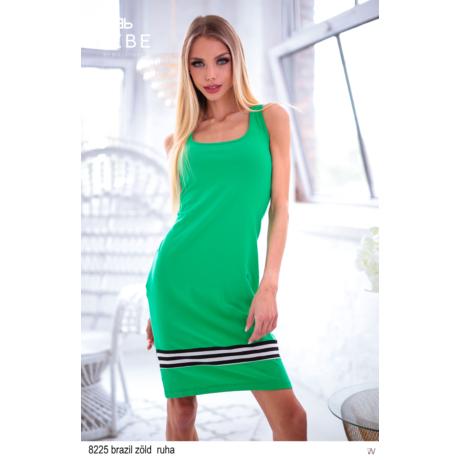 8225 Noémi ruha brazil zöld