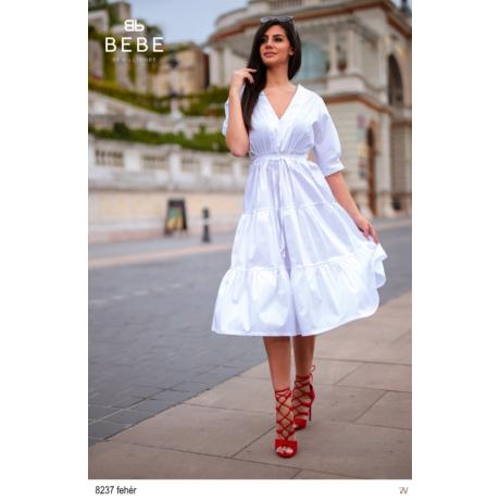 8237 Zsanett ruha fehér