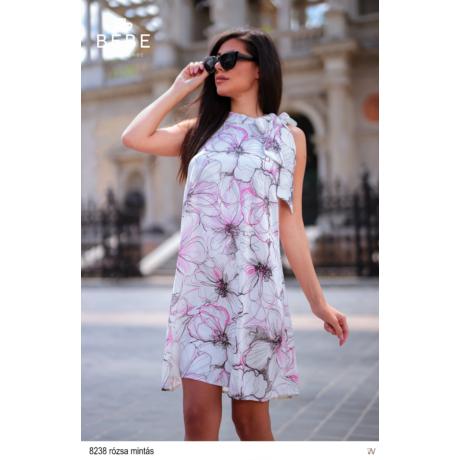 8238 Hella ruha rózsa mintás