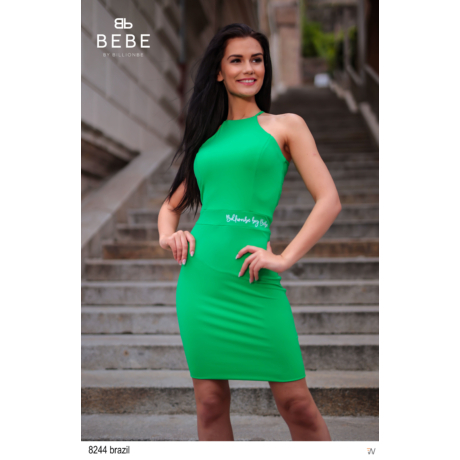 8244 Lilla ruha brazil zöld