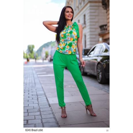 8345 Nizza overall brazil zöld