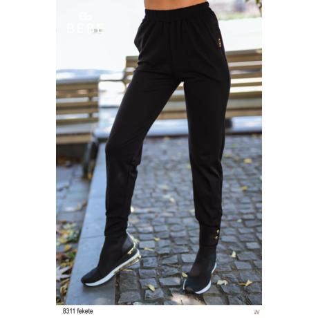 8311 Dorina nadrág fekete