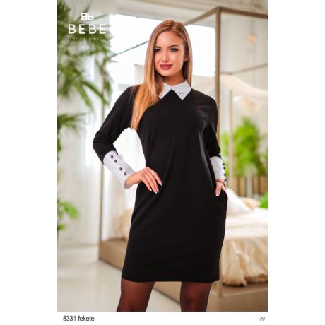8331 Klau ruha fekete