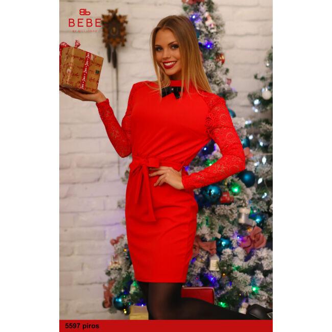 a ruha 5597 piros