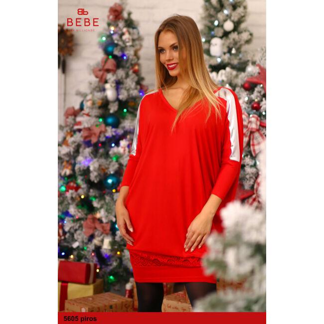 a ruha 5605 piros