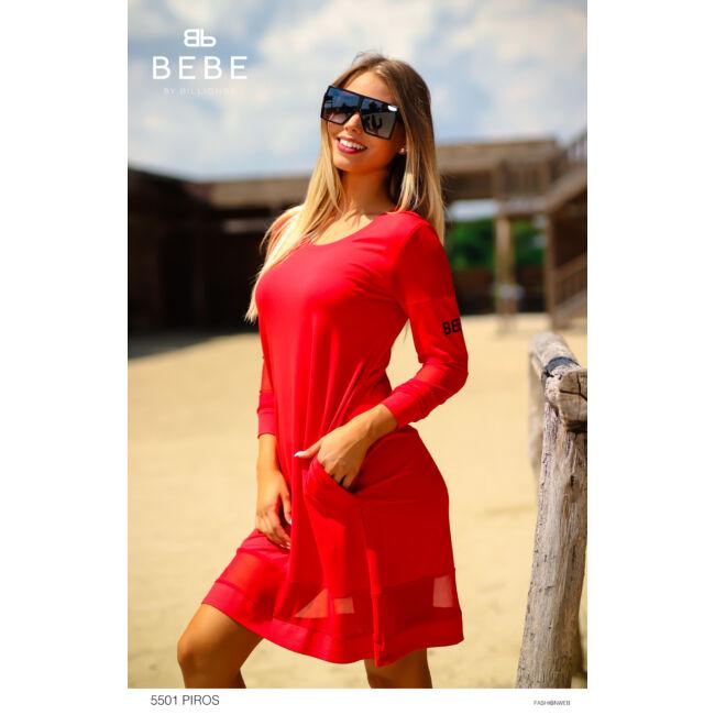 ruha 5501 piros