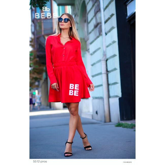 ruha 5512 piros