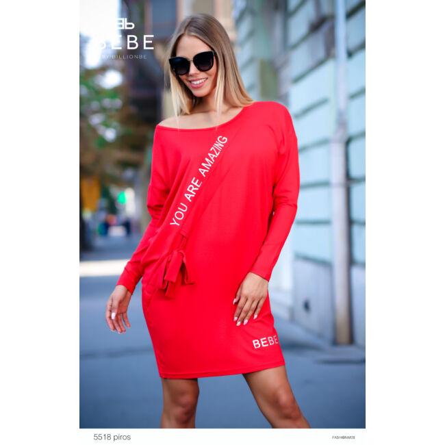 ruha 5518 piros