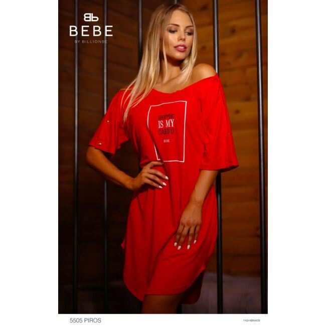 ruha 5505 piros