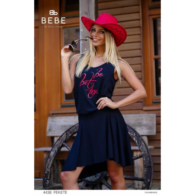 ruha 4438 fekete