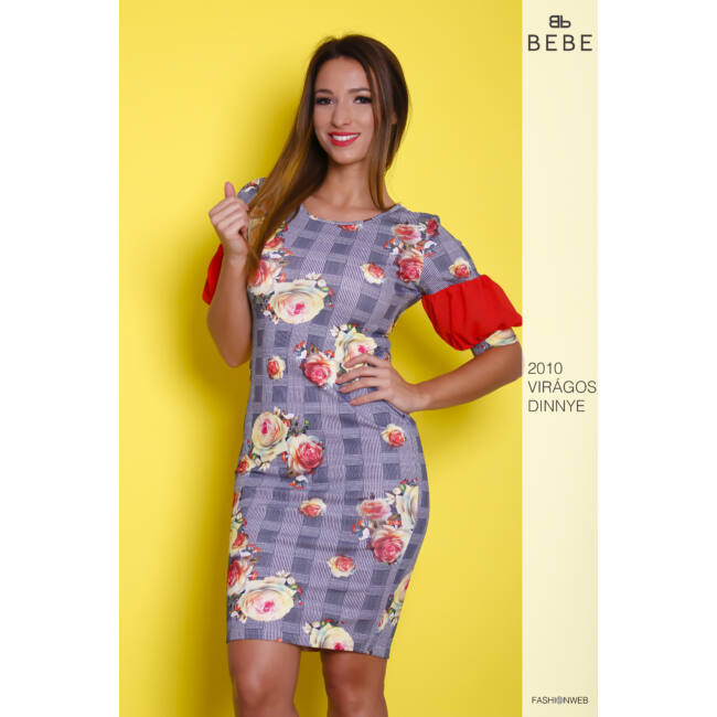 ruha 2010 virágos-dinnye