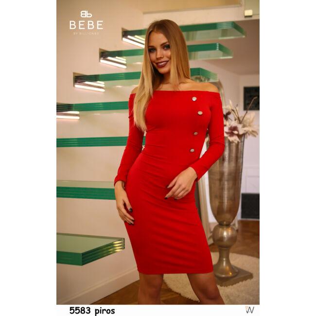 ruha 5583 piros