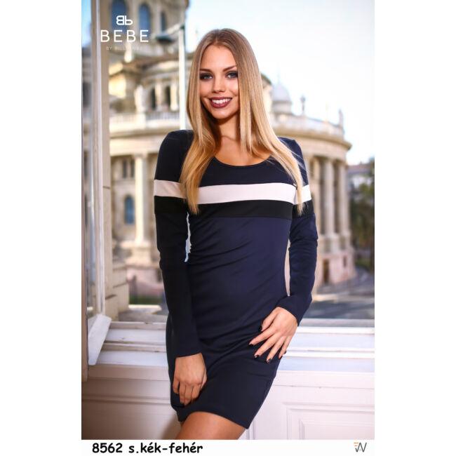 ruha 8562 s.kék-fehér
