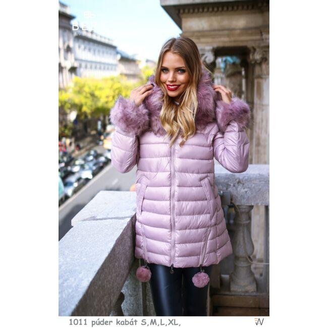 kabát 1011 púder