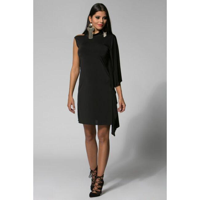 Női ruha 2189 fekete