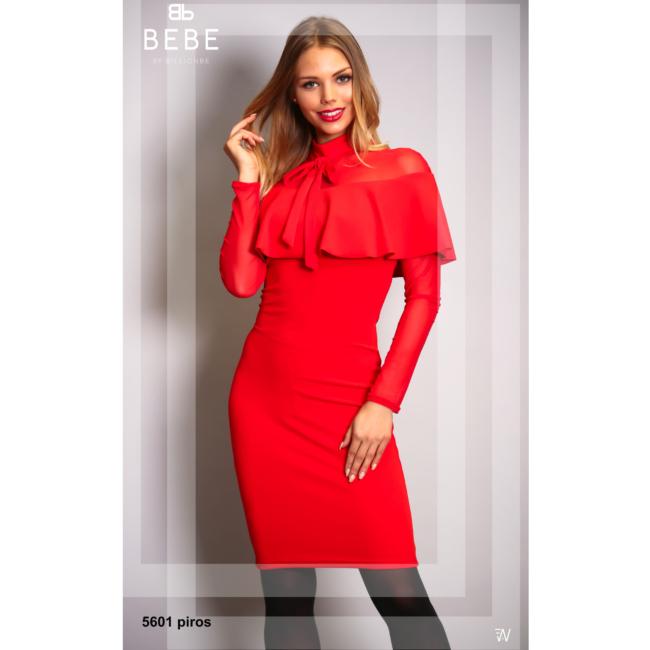 a ruha 5601 piros