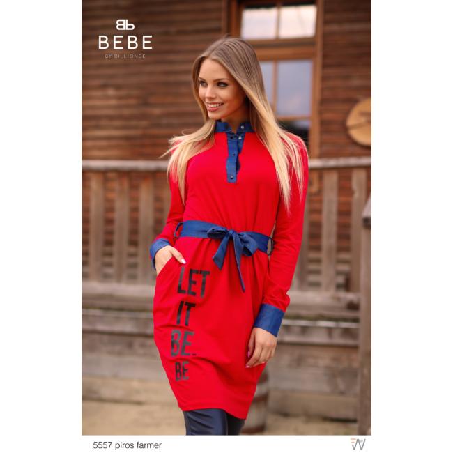 ruha 5557 piros-farmer