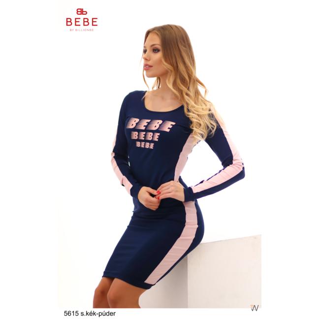 ruha 5615 s.kék-púder