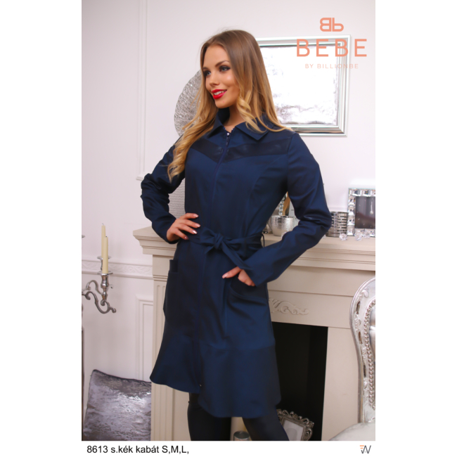 kabát 8613 s.kék