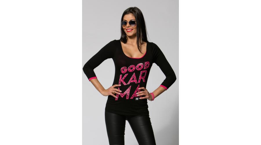 c7ffb45db6 Női felső 2239 fekete - Ruha webáruház, női ruházat - Likefashion